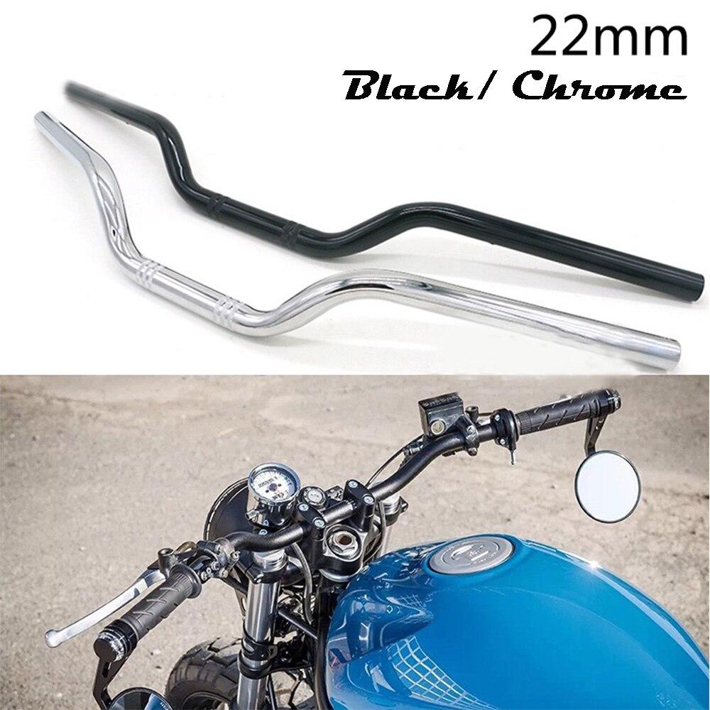 Motorcycle Handlebar Iron Handle Bar 7/8